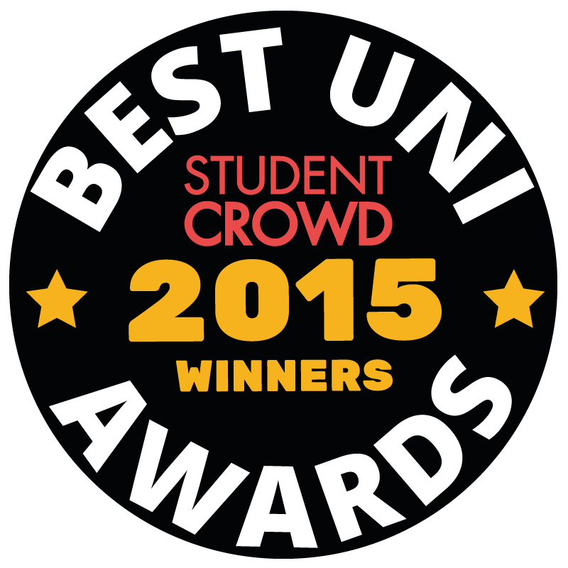 StudentCrowd Best Uni Awards Badge
